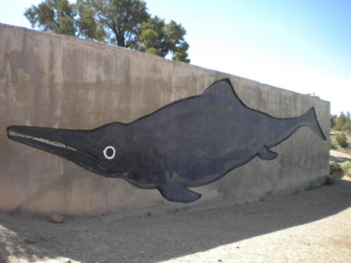 2010 Berlin Ichthyosaur