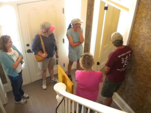 Nevada Archaeological Association 2011 Fort Churchill State Park27