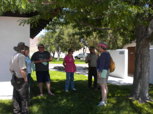 Nevada Archaeological Association 2011 Fort Churchill State Park47