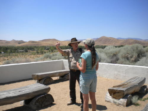 Nevada Archaeological Association 2011 Fort Churchill State Park48