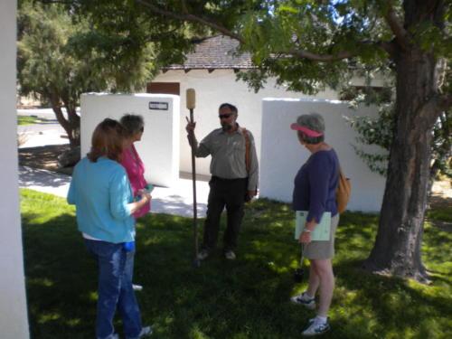 Nevada Archaeological Association 2011 Fort Churchill State Park54