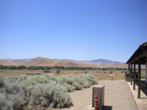 Nevada Archaeological Association 2011 Fort Churchill State Park56
