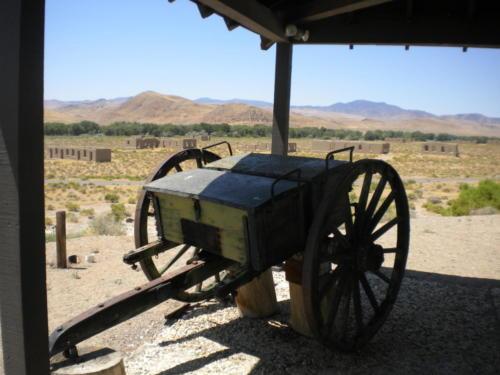 Nevada Archaeological Association 2011 Fort Churchill State Park59