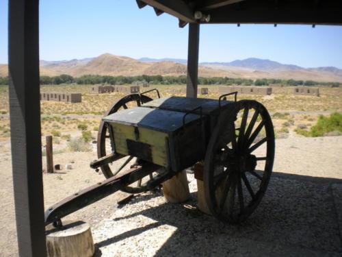 Nevada Archaeological Association 2011 Fort Churchill State Park60