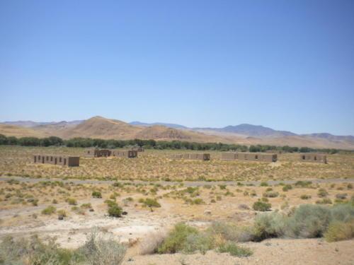 Nevada Archaeological Association 2011 Fort Churchill State Park61
