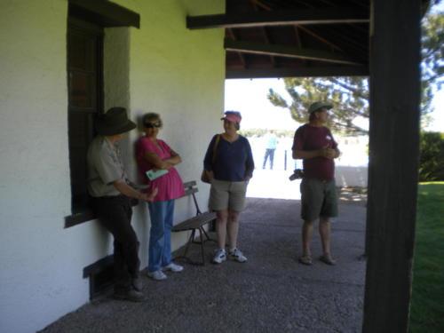 Nevada Archaeological Association 2011 Fort Churchill State Park63