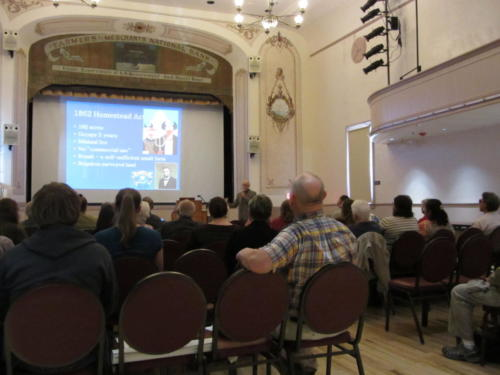 Nevada Archaeological Association 2012 Eureka Annual Meeting79