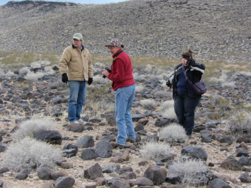 Nevada Archaeological Association 2012 Lake Mead13