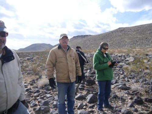 Nevada Archaeological Association 2012 Lake Mead97