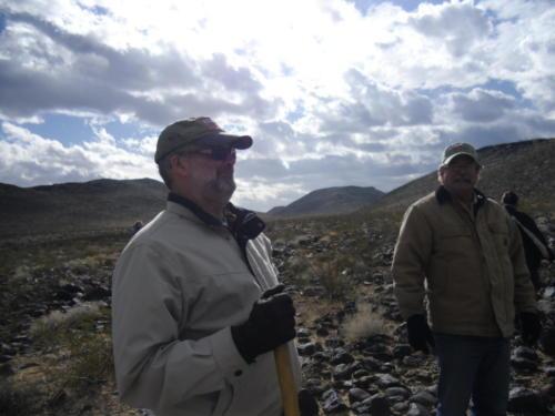 Nevada Archaeological Association 2012 Lake Mead98