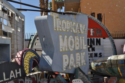 Nevada Archaeological Association 2017 Neon Boneyard77