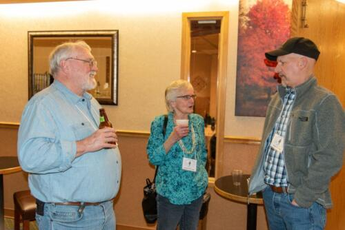 Dave, Bobbie, and Rob discuss matters of importance.