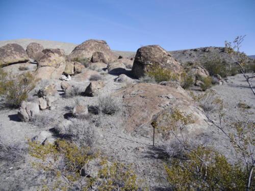 Nevada Archaeological Association 2001 Hells Half Acre133