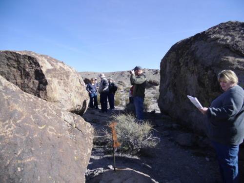 Nevada Archaeological Association 2001 Hells Half Acre134