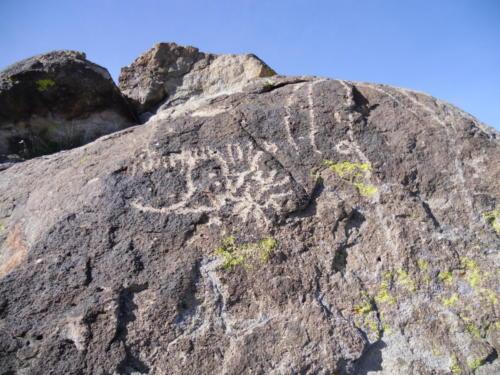 Nevada Archaeological Association 2001 Hells Half Acre137