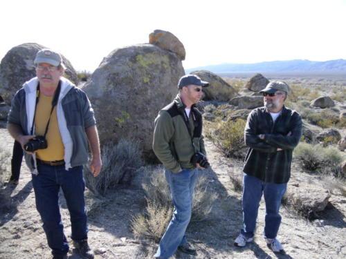 Nevada Archaeological Association 2001 Hells Half Acre143