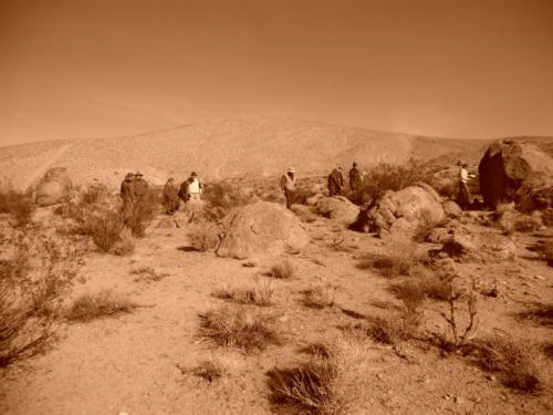 Nevada Archaeological Association 2001 Hells Half Acre153