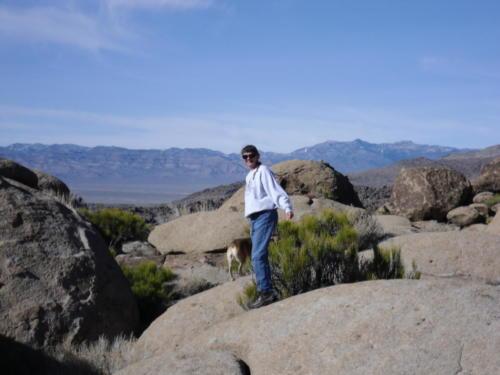 Nevada Archaeological Association 2001 Hells Half Acre162