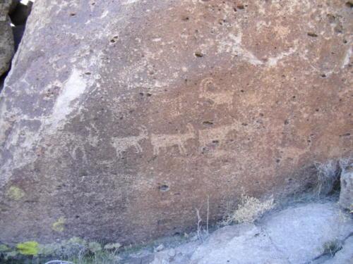 Nevada Archaeological Association 2001 Hells Half Acre166