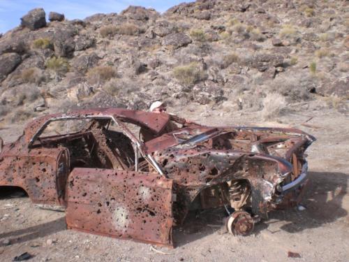 Nevada Archaeological Association 2008 January980