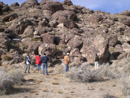 Nevada Archaeological Association 2008 January984