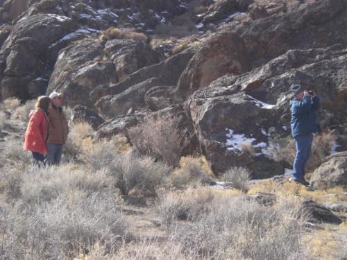 Nevada Archaeological Association 2008 January989