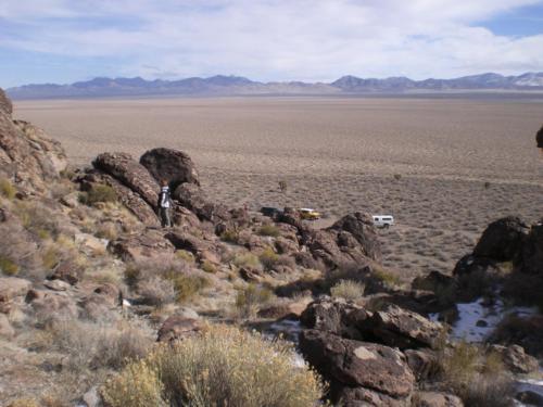 Nevada Archaeological Association 2008 January993