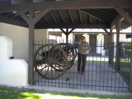 Nevada Archaeological Association 2011 Fort Churchill State Park42