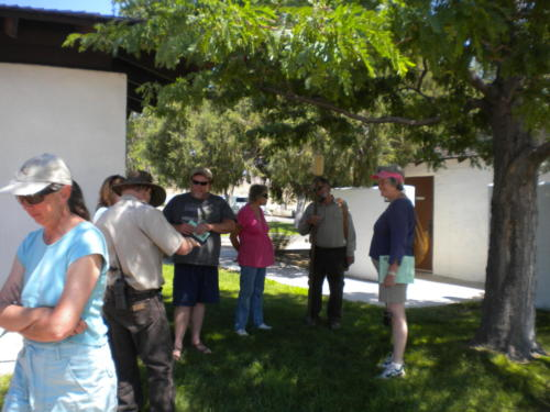 Nevada Archaeological Association 2011 Fort Churchill State Park46
