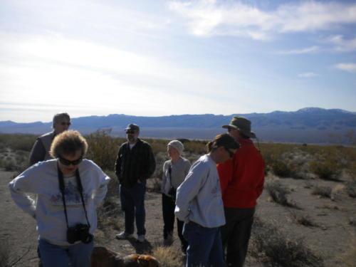 Nevada Archaeological Association 2011 Nevada Archaeological Association 2011 Ash Springs Springs68