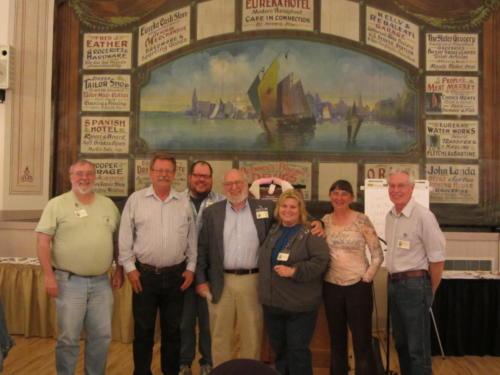 2012 Eureka Annual Meeting