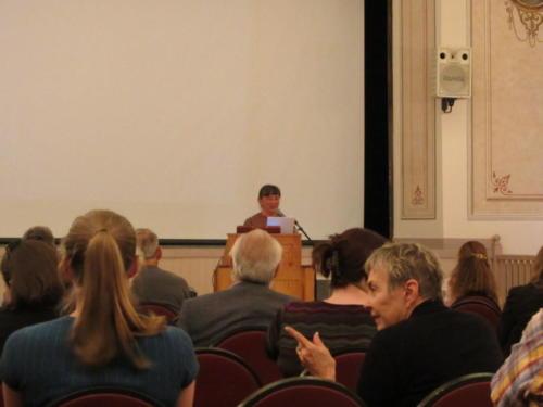 Nevada Archaeological Association 2012 Eureka Annual Meeting89