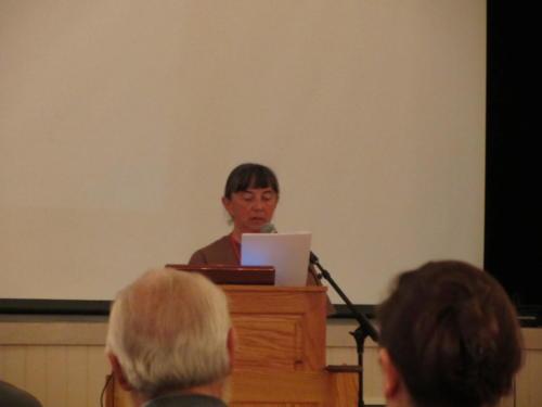 Nevada Archaeological Association 2012 Eureka Annual Meeting91