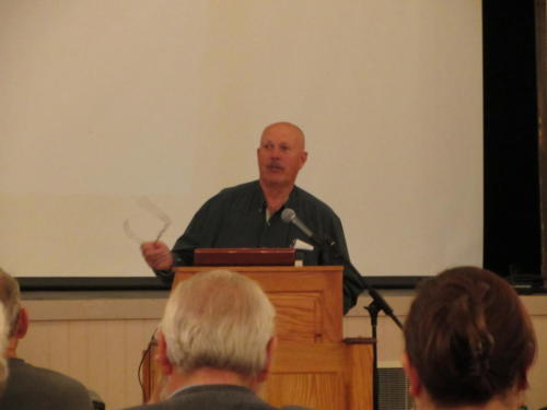 Nevada Archaeological Association 2012 Eureka Annual Meeting95