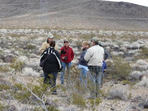 Nevada Archaeological Association 2012 Lake Mead70